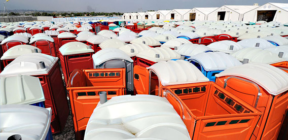 Champion Portable Toilets in Costa Mesa, CA